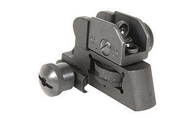 GMG FIXED A2 REAR SIGHT BLK