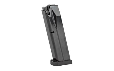 MAG BERETTA 92/90-TWO 9MM 17RD BL