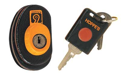 HOPPES TRIGGER LOCK WITH LED KEY