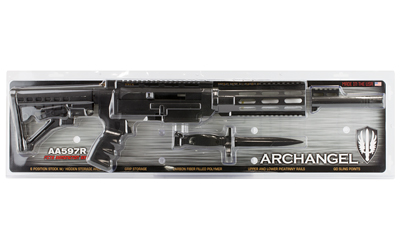ARCHANGEL REM 597 RIFLE PKG 6-POS
