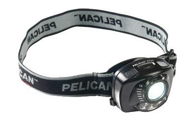 PELICAN 2720C BLK/WHT/RED LED