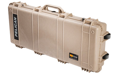 PELICAN CASE 35.75 X 13.75 X 5 TAN