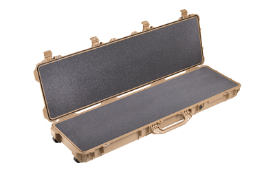 PELICAN CASE 50.5 X 13.5 X 5 TAN
