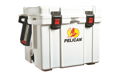 PELICAN COOLER 35QUART WHITE