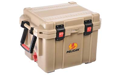PELICAN COOLER 35QUART TAN