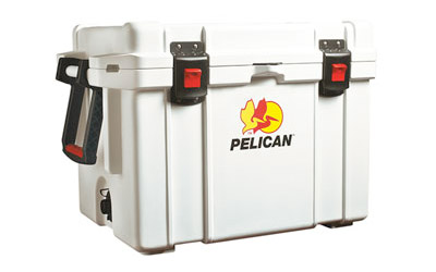 PELICAN COOLER 45QUART WHITE