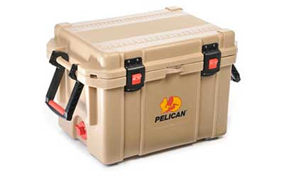 PELICAN COOLER 45QUART TAN