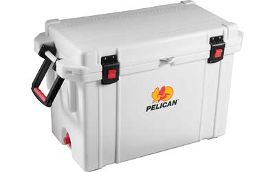 PELICAN COOLER 95QUART WHITE