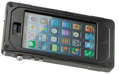 PELICAN VAULT SERIES IPHONE5 DG/BLK