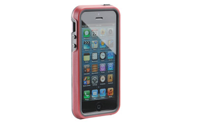PELICAN PROTECTOR SERIES IPHONE5 RED