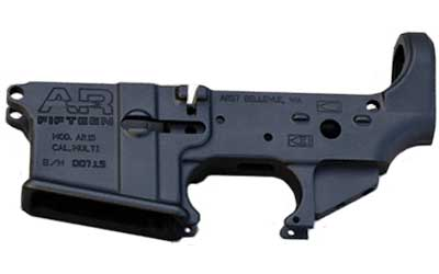 PWA AR15 STRIPPED LOWER