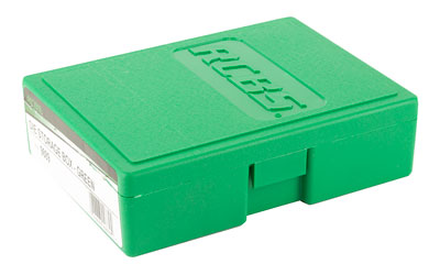 RCBS DIE STORAGE BOX - GREEN