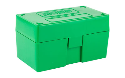 RCBS AMMO BOX MEDIUM RIFLE GREEN