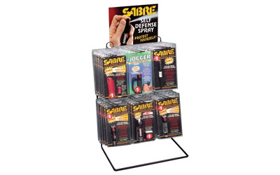 SABRE MAX APPEAL DISPLAY ASSORTED