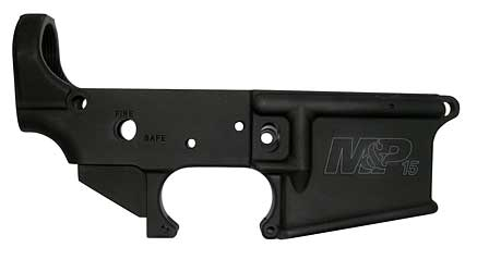 S&W M&P-15 STRIPPED LOWER
