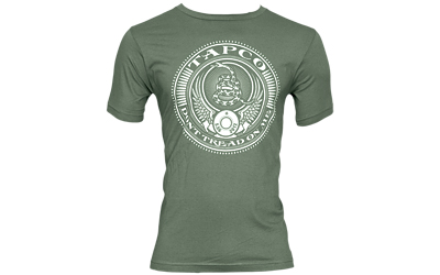 TAPCO DON'T TREAD ON ME MED GREEN