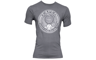 TAPCO DON'T TREAD ON ME MED GRAY