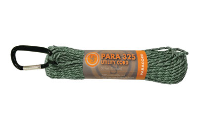 UST PARACORD 325 HANKS 50' CAMO