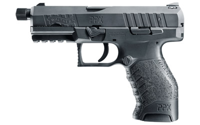 "WLTHR PPX M1 SD 9MM 4"" 16RD BLK POLY"