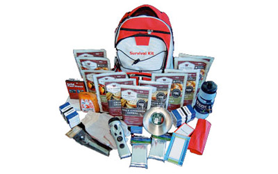 WISE 2 WK ESSENTIAL SURVIVAL BACKPAK
