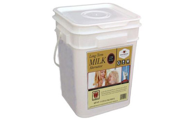 WISE MILK BUCKET 120 SERV