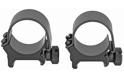 "WEAVER TOP MOUNT RNGS 1"" MED MATTE"