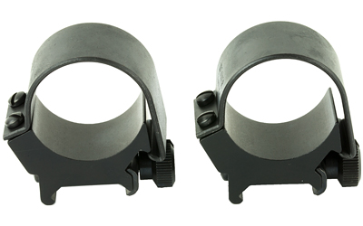 WEAVER TOP MOUNT RNGS 30MM LOW MATTE