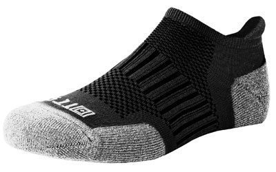 5.11 RECON ANKLE SOCK BLK L/XL