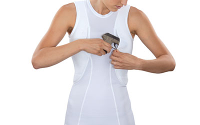 5.11 WOMENS HOLSTER SHIRT WHT M