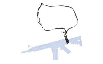 5.11 VTAC SINGLE PNT SLING STATIC BK