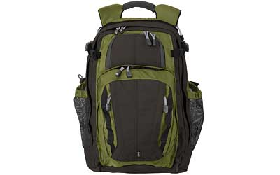 5.11 COVRT 18 BACKPACK GREEN/DRK OAK