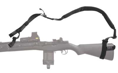 5.11 VTAC 2 POINT PADDED SLING BLK