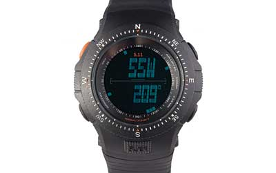 5.11 NEW FIELD OPS WATCH BLK
