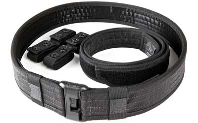 5.11 SIERRA BRAVO DUTY BELT BLK 2XL