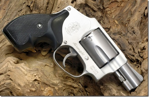 Smith & Wesson 642 38 Special +P