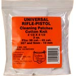 Southern Bloomers Universal Rifle-Pistol Cleaning Patches
