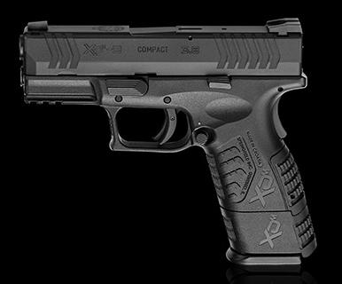 Springfield Armory XDM 9mm 3.8 Compact